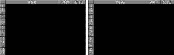 ゴジラ配信スケジュール-3